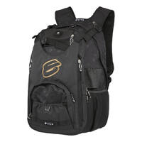 ELYTS Backpack Black/Gold