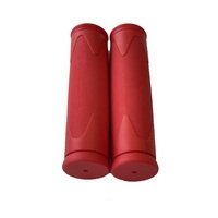 GLOBBER - Handlebar Grips to suit FLOW Scooters - Red (pair)