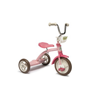 "Italtrike 10"" Super Lucy Tricycle Rose Garden"
